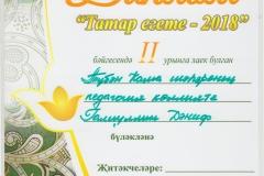 Галиуллин-Даниф-Татар-егете-2018-2-место